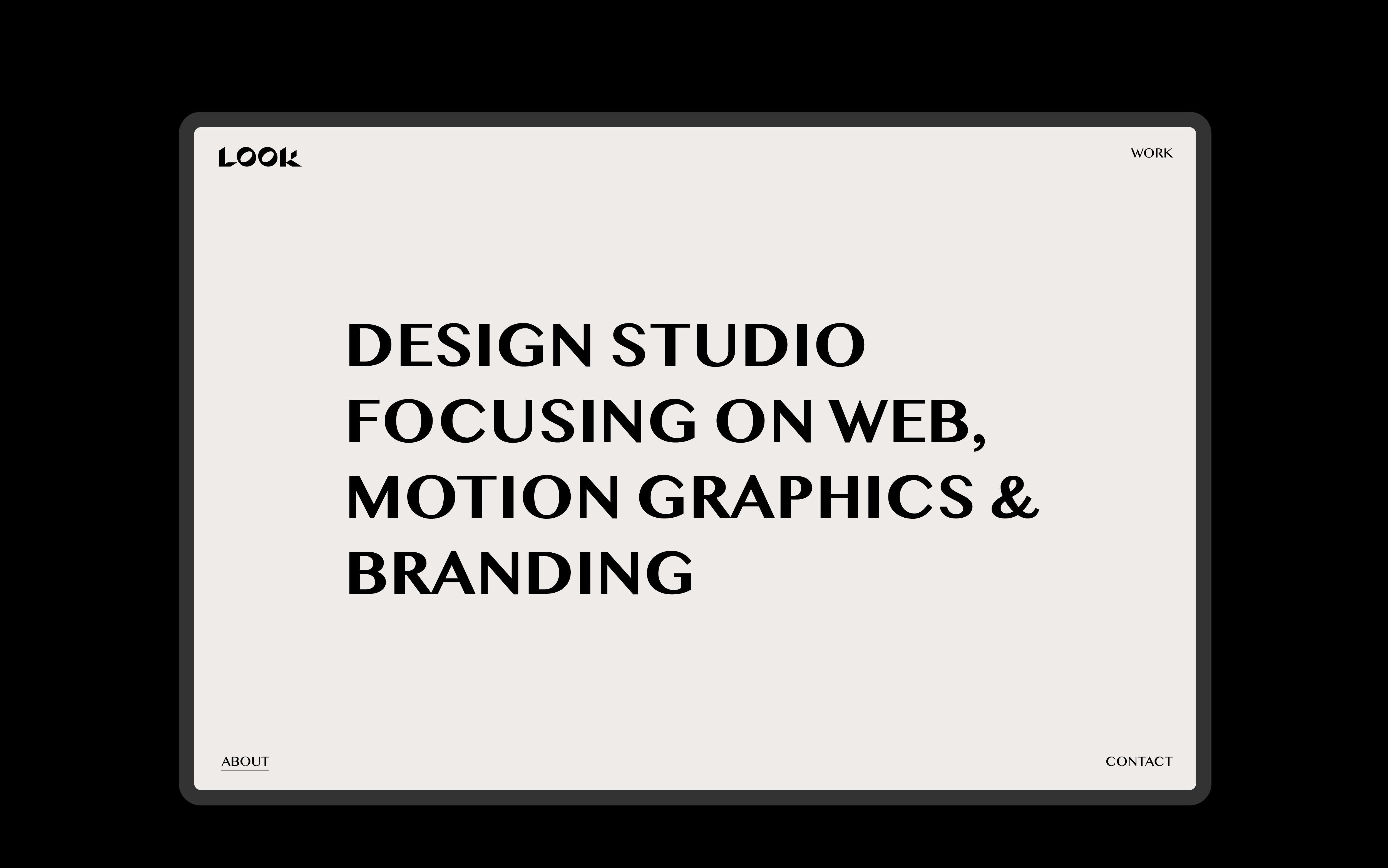 Look Studio Graphic Design