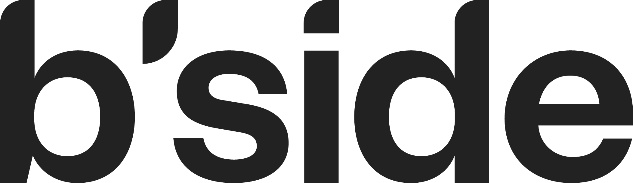 b'side